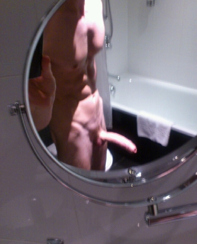 Long Hard Uncut Cock