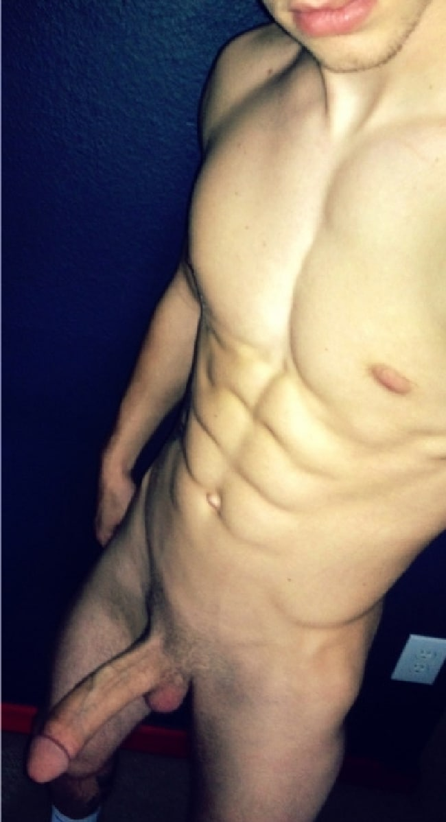 Muscle Boy Nude