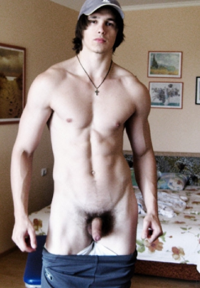 Naked hot soft cock