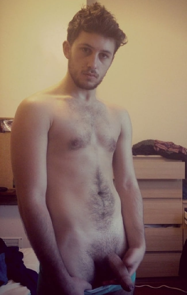 Nude Guy Perfect Cock